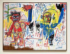 Paris, France v.72 (lumierefl) Tags: paris îledefrance france europe europeanunion eu art artist painting haitian puertorican andywarhol neoexpressionist 21stcentury