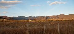 Winter Sunset, Teotitlan del Valle, Oaxaca (Ilhuicamina) Tags: teotitlan del valle oaxaca sunset puesta sol landscape paisaje zapotec