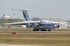 A56A2537@L6 (Logan-26) Tags: ilyushin il76td90vd ra76503 msn 2093422748 volgadnepr airlines riga international rixevra latvia cargo aleksandrs čubikins airport