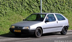 Citroën ZX 1.4i Avantage 1995 (XBXG) Tags: ldpb63 citroën zx 14i avantage 1995 citroënzx silver grey gris hatchback citromobile 2019 citro mobile carshow expo haarlemmermeer stelling vijfhuizen nederland holland netherlands paysbas old french car auto automobile voiture ancienne française france frankrijk vehicle outdoor youngtimer