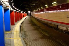 Boston Harvard Subway Station Access Road (pa_cosgrove) Tags: bostonkevin subway harvard tunnel road raodway colors fuji fujifilm xt30 streetphotography