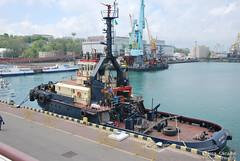 Одеський порт, Одеса, травень 2019 InterNetri Ukraine 247