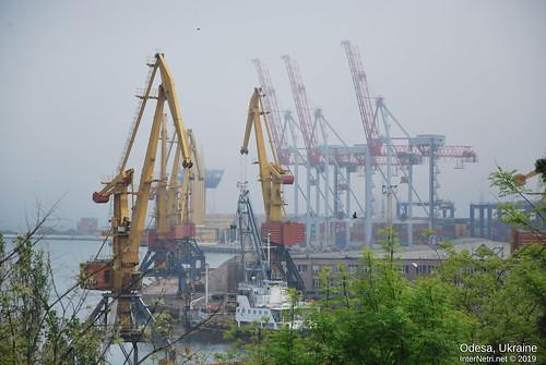 Одеський порт, Одеса, травень 2019 InterNetri Ukraine 326