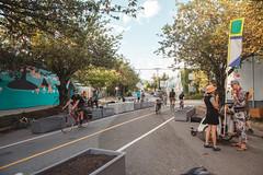 viva-vernonadanac-20170823-13 (VIVA_Vancouver) Tags: vivavancouver publicspace cityofvancouver pingpong freestylefocusgroup fridafrank adanacvernonplaza tacticalurbanism unionadanaccorridor bikeroute adanacbikeway cargobike
