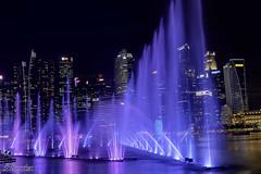 Spectra Laser Water Show Marina Bay Sands Hotel Singapore 21 (Barbara Brundage) Tags: spectra laser water show marina bay sands hotel singapore 21