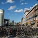 Bicicletário da estação de trem Norreport