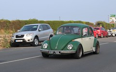 EBP 761L (Nivek.Old.Gold) Tags: 1973 volkswagen beetle 1300