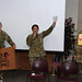 Retirement Ceremony for Senior Master Sergeants John and Selina Jones