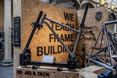 FUJI0017 (Omar.Shehata) Tags: bespoke cycle show 2019 bicycle handmade bristol bespoked