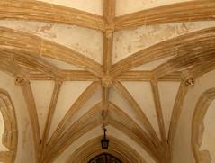 Porch Vault, Walberswick (Aidan McRae Thomson) Tags: walberswick church suffolk medieval architecture ceiling vault vaulting