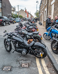 Bikers Night. (CWhatPhotos) Tags: cwhatphotos photographs photograph pics pictures pic picture image images foto fotos photography that have which with contain angel inn durham motorcycles bike bikes bikers night first wednesday month summer meeting pub city north east england uk