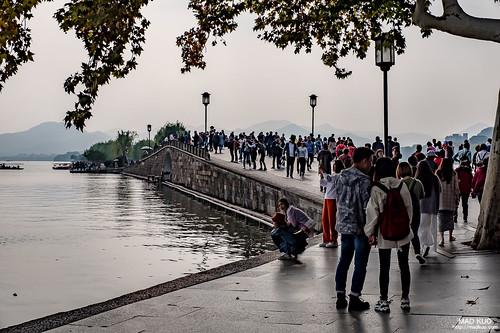 斷橋,覺得是會被人踩斷
