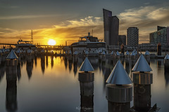 _DSC3341 copy (kaioyang) Tags: docklands sunset reflections melbourne sony a7r3 sonyfe24105mmf4g