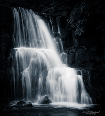 Solace (Through_Urizen) Tags: category catrakeforce england keld landscape longexposure northyorkshire places waterfall yorkshire canon550d canon canon1585mm waterfalls mono monochrome colourtint rocks river stream brook cascade landscapephotography nature natural scenic countryside rural uk greatbritain unitedkingdom tint tone fall force yorkshiredales water closeup