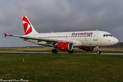 Eurowings OK-NEO (U. Heinze) Tags: aircraft airlines airways airplane flugzeug planespotting plane haj hannoverlangenhagenairporthaj eddv nikon d610 nikon28300mm