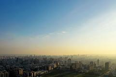 (奈勒斯 / LINUS) Tags: dji mavic2pro drone aerialphotography aerialview city sunset taichung