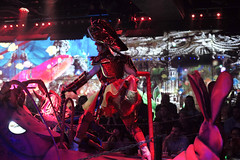 Robot Restaurant, Shinjuku, Tokyo, Japan (Plan R) Tags: robot restaurant show shrimp prawn leica m 240 noctilux 50mm