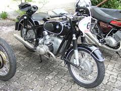 BMW R 60/2 - 1963 (John Steam) Tags: oldtimer oldtimertreffen vintage meeting 21 bergpreis nussdorf nusdorf attersee trophy motorcycle motorbike motorrad bmw r602 1963 omg