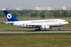 F-OHPT (PlanePixNase) Tags: eddt tegel txl berlin airport aircraft planespotting mongolian airbus 310 a310