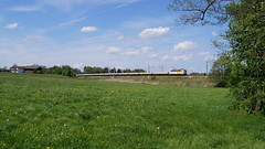 140 797 / Schweerbau - Rann (lukasrothmann) Tags: bayern oberbayern heimat rann trains train zug lok lokomotive schweerbau schwellenzug 140