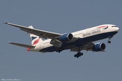 G-YMMF (Baz Aviation Photo's) Tags: gymmf boeing 777236er british airways baw ba heathrow egll lhr 09l ba118