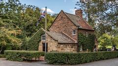 Captain Cook's Cottage, Fitzroy Gardens, Melbourne, 18 March 2019 (1) (BaggieWeave) Tags: australia captaincookscottage fitzroygardens melboune victoria melbourne