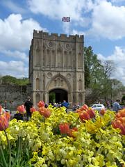 Bury St Edmunds Abbey Gate P1450538mods (Andrew Wright2009) Tags: burystedmunds suffolk england uk scenic britain abbey gate