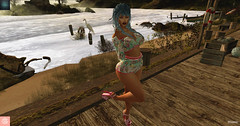 .EscalateD. Shay & Bishes Inc Unicorn (♥Miss Lady Fifooo♥) Tags: second life sl secondlife belleza bento hair shoes mesh virtual escalated bishes inc color unicorn kawai sexy genus freya maitreya slink