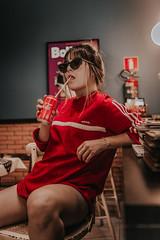 IMG_9570 (Alessandrokelvin) Tags: photoshoot ensaio food cocacola coca eyes model red canon canon6d portrait lanche light sensual oculos cellphone