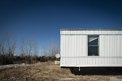Mobile Home (Notley Hawkins) Tags: httpwwwnotleyhawkinscom notleyhawkinsphotography notley notleyhawkins 10thavenue trailer mobilehome 2019 january callawaycountymissouri callawaycounty canontse24mmf35lii tiltshift afternoon newtopographic topographic cedarcitymissouri cedarcity architecture northjeffersoncity