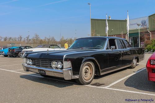 1965 Lincoln Continental - AL-40-95