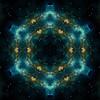 Kybalion #21 (Josu Sein) Tags: fractals fractales kybalion mandala macrocosm macrocosmos microcosm microcosmos universe universo galaxy galaxia nebula nebulosa cosmogony cosmogonía metaphysics metafísica mystery misterio surrealism surrealismo cubism cubismo josusein