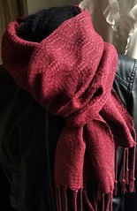 Swedish lace scarf (Sweet Annie Woods) Tags: