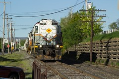 SC-7 - Olyphant (Eric_Freas) Tags: delaware lackawanna railroad dl alco olyphant pennsylvania pa code line