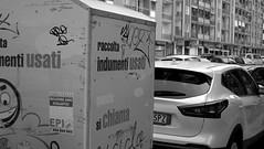 strada di città / urban street (biotar58) Tags: street streetphotography strade città
