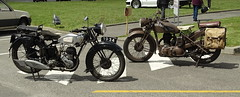 BSA (4) (BOSTO62) Tags: héric cars wagen voitures ancienne moto bsa motocyclette bike