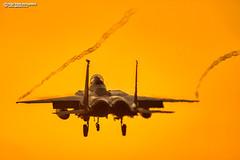 F-15E Strike Eagle, Sunset (Nigel Blake, 17 MILLION views! Many thanks!) Tags: f15e strike eagle raflakenheath nigelblakephotography nigelblake sunset dynamic edit editing aurorahdr2019