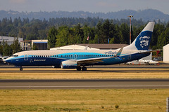 Proudly All Boeing (planephotoman) Tags: 81615pdx boeing 737 738 737890 n512as proudlyallboeing alaskaairlines alaska airline airliner pdxaircraft portlandinternationalairport pdx kpdx