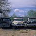 vintage / route 66. truxton, az. 1999.