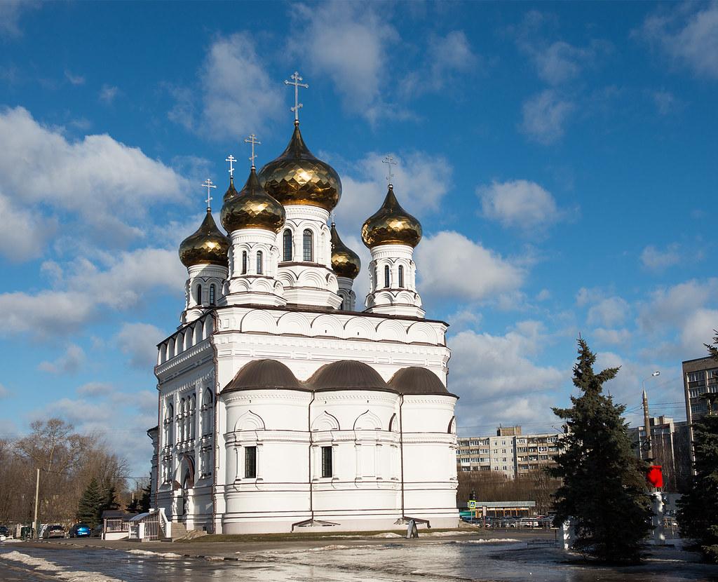 фото: Церковь святого князя Александра Невского