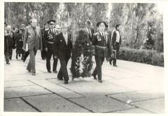 г.Волгоград, 1983 г. Встреча однополчан 193 с.д.