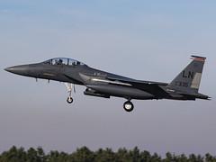United States Air Force | McDonnell Douglas F-15E Strike Eagle | 91-0335 (MTV Aviation Photography) Tags: united states air force mcdonnell douglas f15e strike eagle 910335 unitedstatesairforce mcdonnelldouglasf15estrikeeagle usaf usafe raflakenheath lakenheath egul canon canon7d canon7dmkii