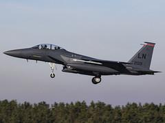 United States Air Force | Boeing F-15E Strike Eagle | 01-2001 (MTV Aviation Photography) Tags: united states air force boeing f15e strike eagle 012001 unitedstatesairforce boeingf15estrikeeagle usaf usafe raflakenheath lakenheath egul canon canon7d canon7dmkii