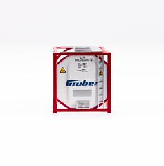 🚛 EveModel/B-Models 20' 22T6 GRLU225330 back (Gruber) (msslovi0) Tags: 20 container h0 ho evemodel bmodels gruber 22t6 klv kv ukv intermodal bulk