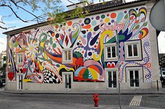 Porto (jaime.silva) Tags: joanavasconcelos portugal portugalia portugalsko portugália portugalija portugali portugale portugalsk portogallo portugalska portúgal portugāle porto oporto panel azulejos azulejo tiles art arte
