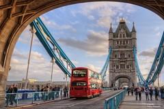 Tower Bridge (Postcards) (Abariltur) Tags: abariltur castellón spain nikond90 afsdxnikkor1024mmf3545ged towerbridge riverthames london england unitedkingdom