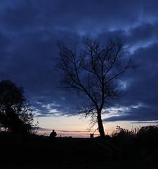 Greylake At Sunset (Big G1948) Tags: sunset greylake somersetlevels