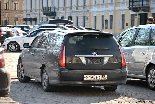 Toyota Mark II Blit - Russia, Omsk