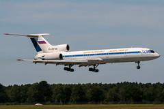 RA-85768 (PlanePixNase) Tags: aircraft airport planespotting haj eddv hannover langenhagen tupolev tu154 orenburg airlines
