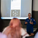 Astronaut Ricky Arnold at University of Maryland (NHQ201905020020)